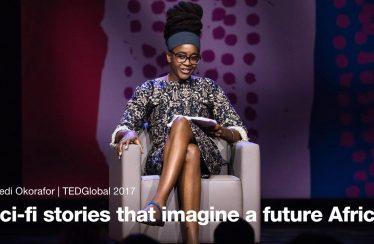 Nnedi Okorafor TED2017
