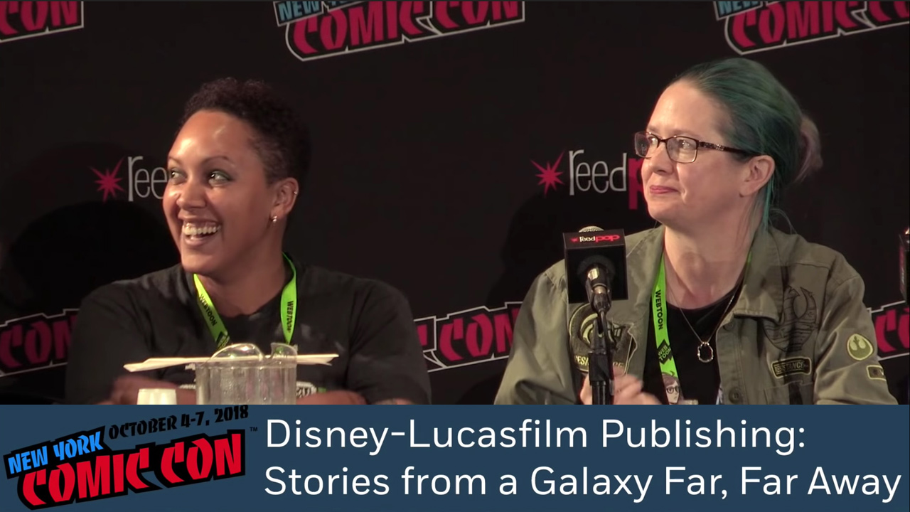 NYCC 2018: New Star Wars Stories from a Galaxy Far, Far Away